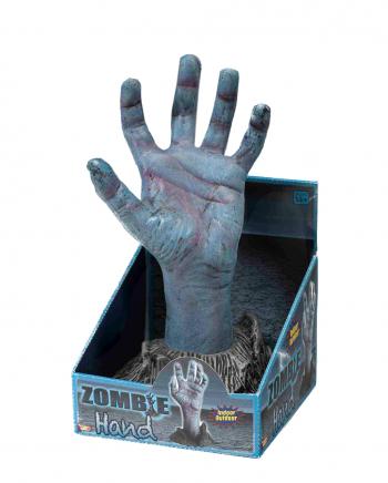 Zombie Hand Boden Deko