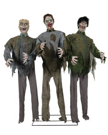 Zombie Horde Animatronic 185cm