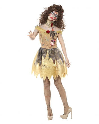 Zombie Rosen-Prinzessin Kostüm