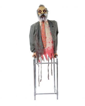 Zombie Großvater Animatronic mit Sound & Bewegung