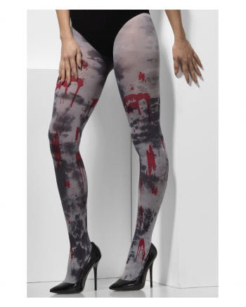 Blutige Strumpfhose Zombie