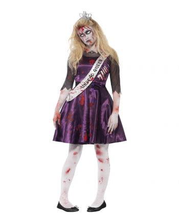 Zombie Schulballkönigin
