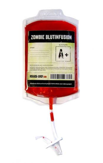 Zombie Blutschleim