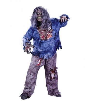 Zombie Deluxe 3D Kostüm Gr.XL