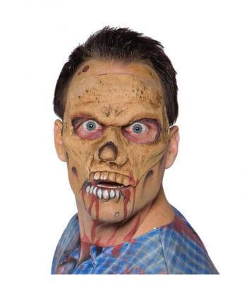 Zombie Halbmaske