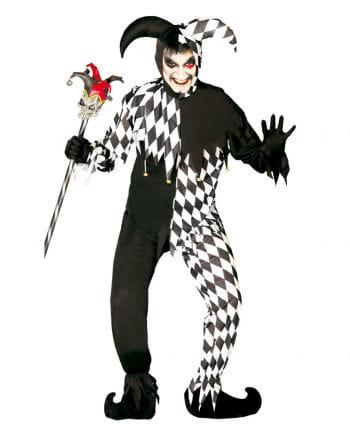 Zombie Harlequin Costume