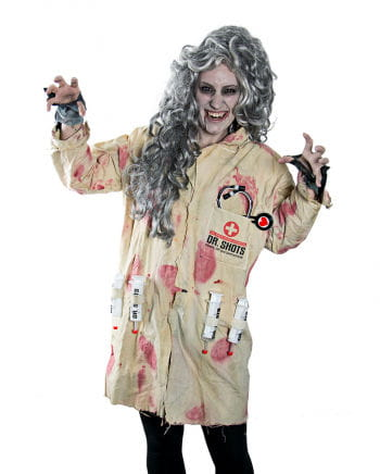 Zombie Arzt Kittel Unisex