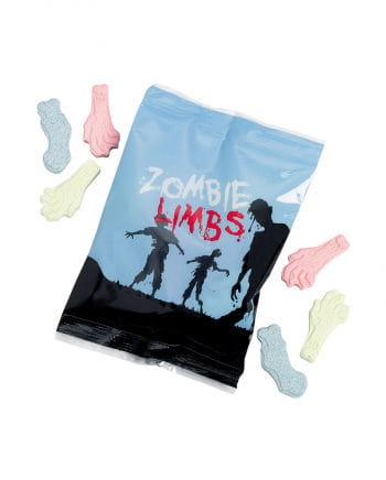 Zombie body parts from glucose