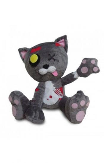 Horror Kuscheltier Katze