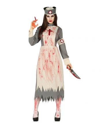 Psycho Lazarettschwester Kostüm