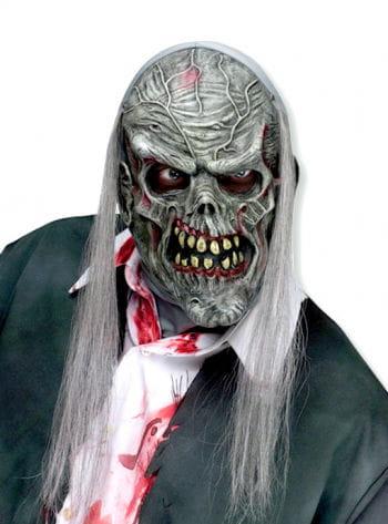 Zombie Mask gray