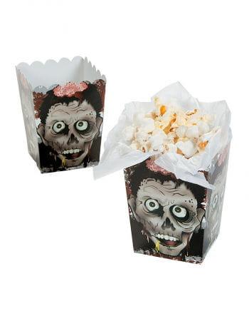 Zombie Mini Popcorn Box