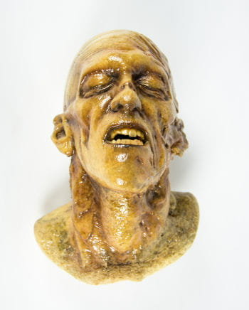 Zombie Skull Rotten Finish