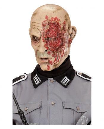 Zombie Soldat Vollmaske