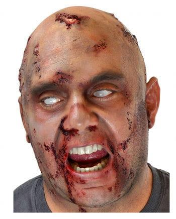 Zombie-Kopf Glatzenfolie