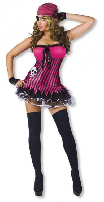 Rocking Skull Costume ML