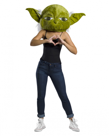 Meister Yoda Maskottchen Maske