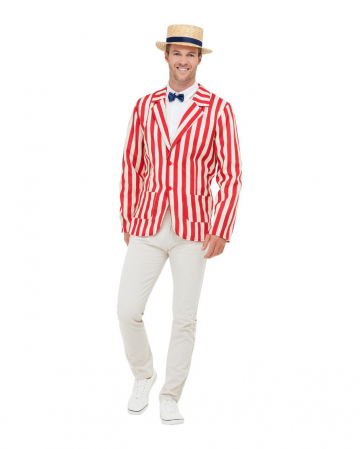 20's Retro Barbershop Costume For Adults
