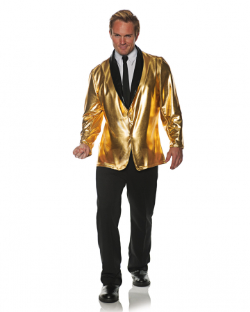 50s Metallic Jacket gold