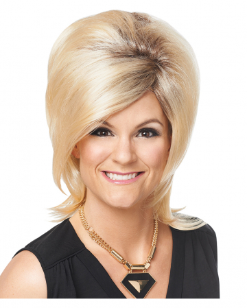 Blonde Long Island Medium Perücke