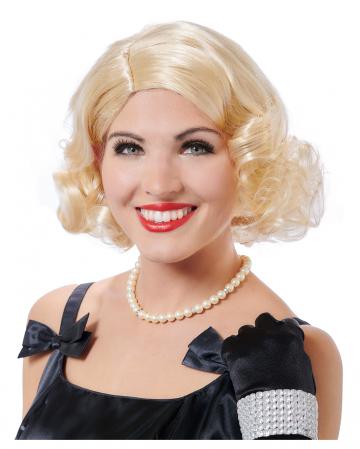 60s Starlet Wig Blonde