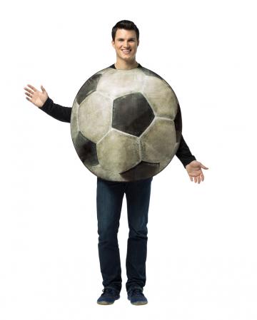 Realistisches Fußball Kostüm für Erwachsene