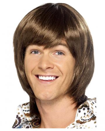 70's Schlagerstar Wig