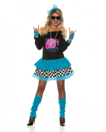 80s Material Girl Costume