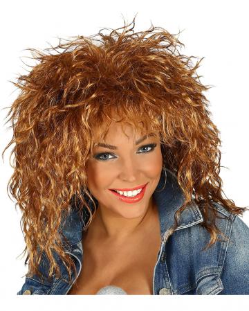"""80's Rock Star Wig """"Tina"""""""
