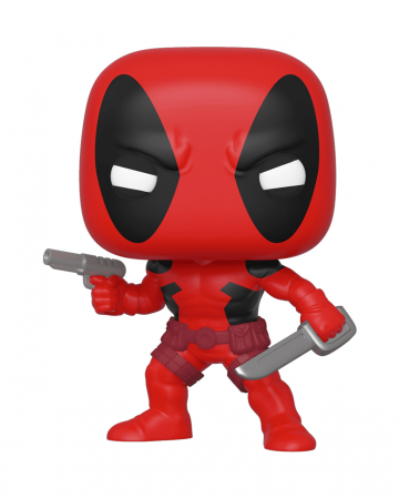80th First Appearance Deadpool Funko POP! Figur
