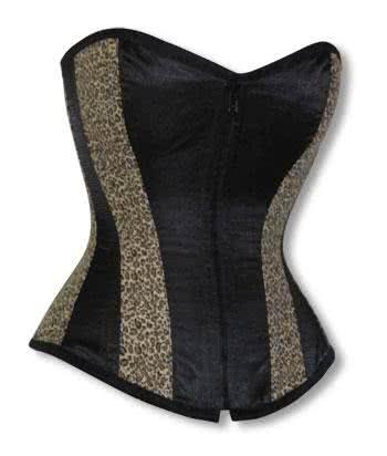 Leopard Corset M