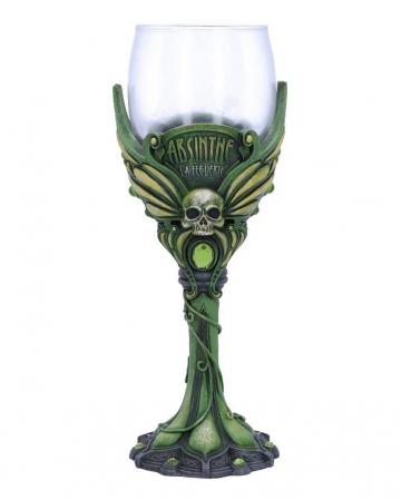 Absinthe Mystic Wine Glass
