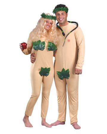 Adam und Eva Jumpsuits für Paare