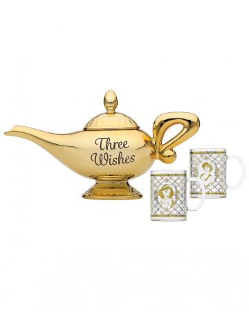 Aladdin Wonder Lamp Tea Set - Disney
