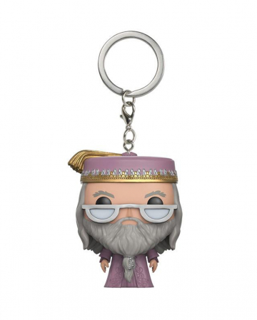 Albus Dumbledore Schlüsselanhänger Pocket POP