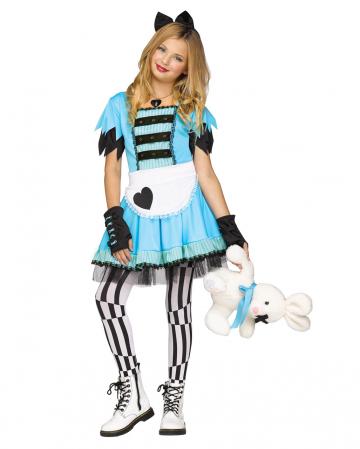 Alice Märchenland Kostüm