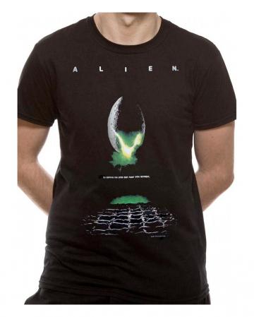 Alien Poster T-Shirt