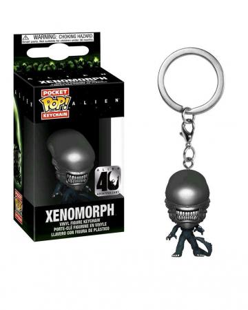 Alien Xenomorph Schlüsselanhänger Pocket POP