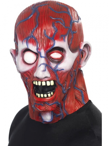 Anatomy Man Horror Mask