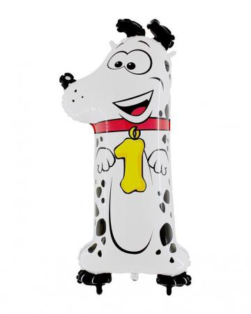 Animaloon number 1 Dalmatian