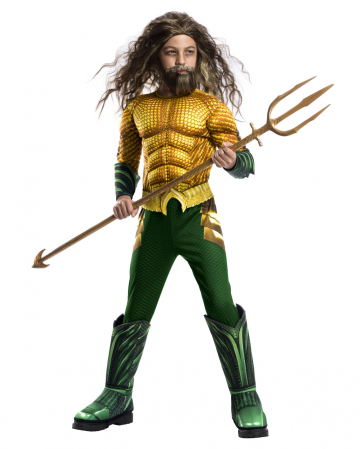 Aquaman Muscle Child Costume Deluxe