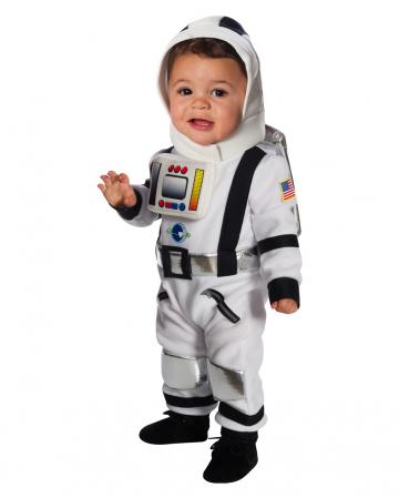 Astronauts toddler costume