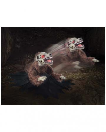 Attacking Zombie Dog Animatronic