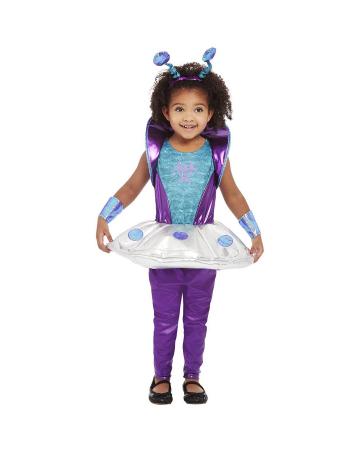 Alien Infant Costume Purple