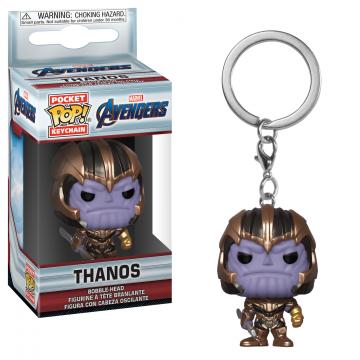 Avengers Endgame - Thanos Funko POP! Keychain