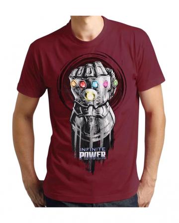 Avengers Infinite Power Shirt