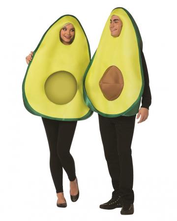 Avocado Pärchenkostüm
