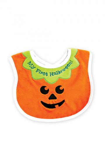Babylätzchen Halloween