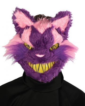 Bad Kitty Plüsch Maske