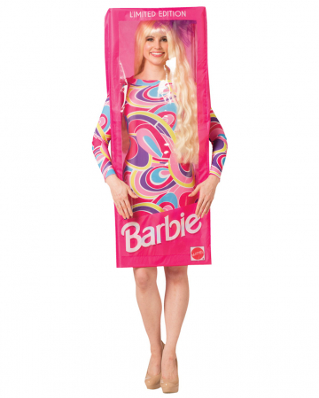 Barbie 3D Verpackung Kostüm